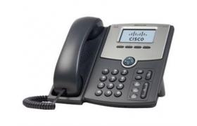 CIS SPA502G 1 Line IP Phone With Display PoE PC Port