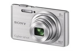 SONY CYBERSHOT DSC-W730 16.1MPIX 8x 2.7 HD