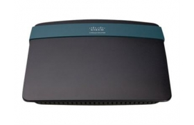Linksys EA2700 Dual Band N600 Router with Gigabit