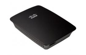 Linksys RE1000 Wireless-N 300N Wi-Fi Range Extender/Bridge