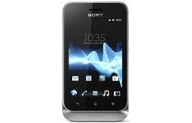 Sony Xperia TIPO Dual Sim (ST21A2) Clasic Silver GSM Quad