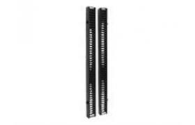 Administrador cables Vertical 1,8m lengueta y tapa