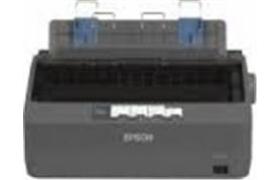 Impresora Matriz de Punto Carro Angosto LX-350  337 cps 9 pines Negra