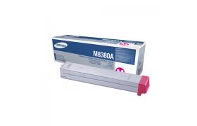 Samsung CLX-M8380A - Toner cartridge - 1 x magenta - 15000 p