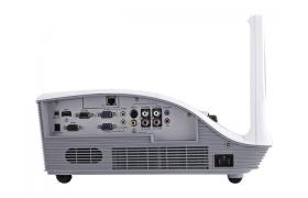 Proy ViewSonic PJD8653WS 2600L WXGA DLP HDMI-RJ45-VGA