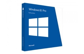 Microsoft Windows Pro 8.1 32-bit/64-bit Spanish DVD