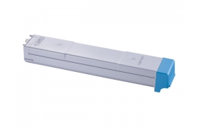 Samsung CLX-C8380A - Toner cartridge - 1 x cyan - 15000 page