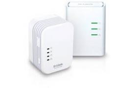 D-Link PowerLine AV 500 Wireless N Starter Kit DHP