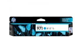 HP 971 - CN622AM Print cartridge - 1 x cyan