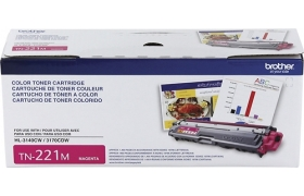Brother TN221M - Toner cartridge - 1 x magenta - 1400pag