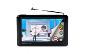 GARMIN NUVI 2580 INCL. TV/VIDEO/REP MUSICA/5 /MAP.SUD Y FL