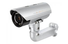 D-Link IP Camera Bullet Fix Full HD IR 30mts Day & Night PoE