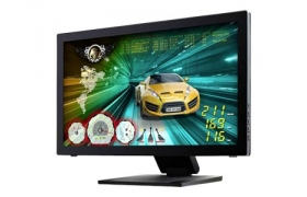 Monitor Touch LED ViewSonic TD2240 10 puntos FULL HD HDMI,VGA,USB