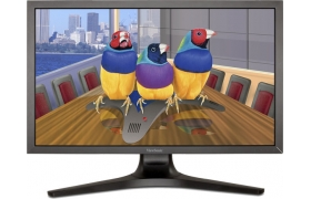 Monitor LED ViewSonic VP2770-LED 27 2560X1440 DisplayPort HDM