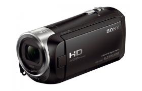 SONY HANDYCAM HDR-CX240 NEGRO 27X/2.7 /HDMI/WIFI/NFC+MEM.4GB