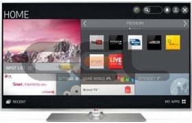LG LEDTV 60LB5800 SMART TV 60 -1920x1080(full HD)-HDMI/USB