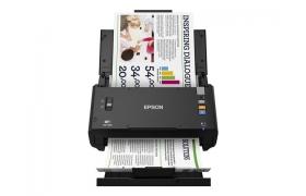 Scanner Epson WF Pro DS-560 WiFi 600DPi 26/52iPM USB Oficio Duplex