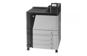 HP Color LaserJet M855xh Printer Duplex A3