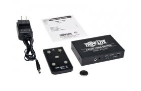 Tripp Lite B119-003-1 - Video/audio switch - 3 x HDMI