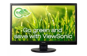 Monitor LED ViewSonic VA2445M LED FULL HD VGA DVI VESA