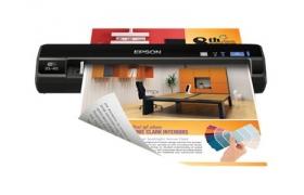Epson Scanner WF Pro DS-40 WiFi 600x600DPi A4 USB OFiCiO PORTATiL