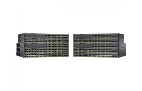 Cisco Catalyst 2960-X 48 GigE PoE 740W 4 x 1G SFP LAN Base