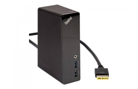 Lenovo 4X10E52944 Replicador de puerto USB 3.0 con vmdeo dig