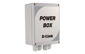 D-Link Outdoor Power Box - Power adapter