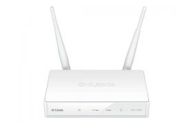 D-LINK ACCESS POINT DAP-1665 AC1200 2.4/5Ghz Indoor 1Wan Giga