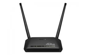 D-Link Router AC750 2.4/5Ghz 2 Ant.Ext Usb2.0 4 Lan QoS Cloud