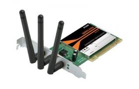 D-Link TARJETA DWA-547 RanoeBooster N650 PCI Sin Bracket Low Pr