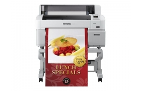 EPSON PLOTTER T3270 24 2880 x 1440 DPi 5 TiNTA USB RED ROLLO PED