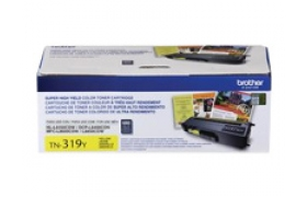 Brother Toner Yellow TN319Y 6000pag