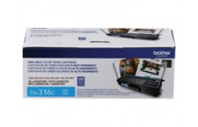 Brother Toner Cyan TN316C 3500pag