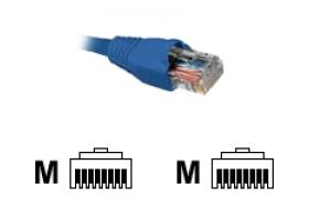 Cable Chicote de red NEXXT Cable Patch CAT5e Azul 0,9M