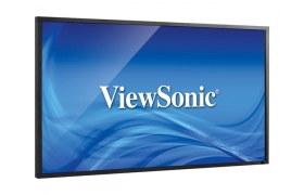 MONITOR VIEWSONIC TOUCH CDP4260TL 42 PULGADAS HDMI DVI DISPLAY PORT RJ45 450NITS