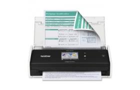 Escáner de escritorio ADS-1500W, wifi-duplex-pantalla touch screen.