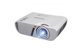 Proyector Tiro Corto PJD5553LWS DLP WXGA LightStream Short Throw Projector, 3200LUM, SuperColor, SonicExpert, Optional Cable Management, White ID, 5.51 lbs net.
