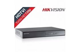 TURBO DVR 720p 16CH + 2 IP TVI AHD CVI CVBS IP 1HDD H264+