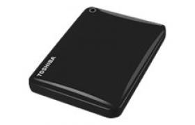 Toshiba Canvio Connect II V8 500GB Black USB 3.0