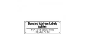 DK1201 29x90mm precut label 400 unds