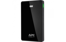 APC Mobile Power Pack 5000mAh Li-Polymer Black M5BK