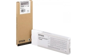 Tinta Epson Light Light Black 220ml - para SP4800/4880