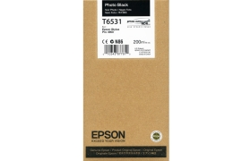 Epson PHOTO BLACK 200 ml PRO 4900 T653100