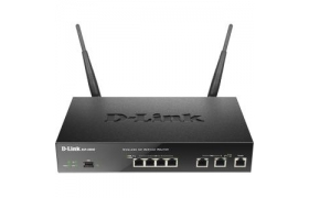 DSR-500AC UNIFIED WIRELESS AC1200 SERVICES ROUTER