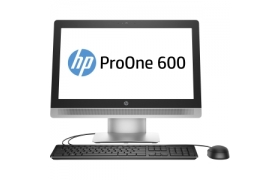 HP PROONE 600 G2 CORE I5-6500 8GB/1TB DVDRW 21.5in