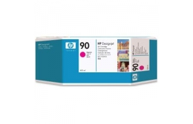 HP 90 400 ml Ink Cartridge Magenta