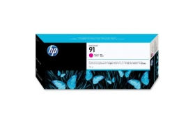 HP 91 Ink Cartridge 775ml Magenta