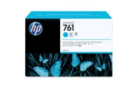 Ink Cartridge 761 400ML Cyan Designjet CM994A