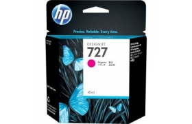 INK CARTRIDGE 727 Magenta 300ml F9J77A